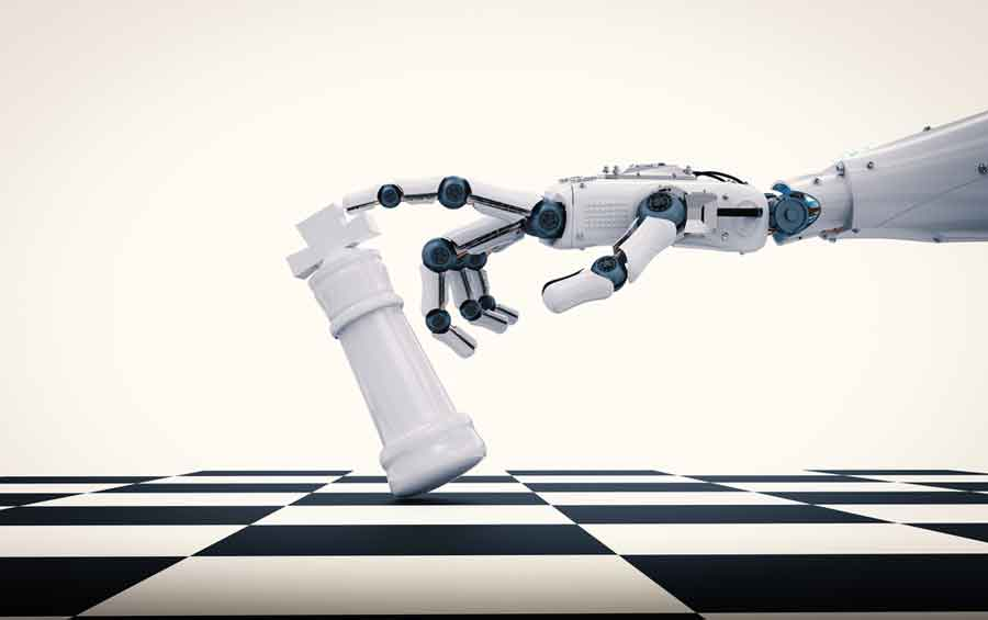 Image result for Artificial intelligence eats chess computers for lunch