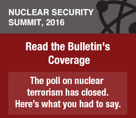 Nuclear Summit Poll Closed