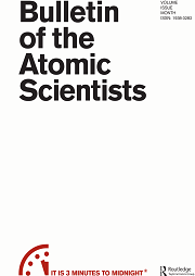 Bulletin of the Atomic Scientists Volume 72 Issue 1