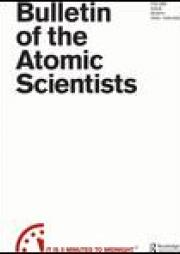 Bulletin of the Atomic Scientists Volume 72 Issue 4