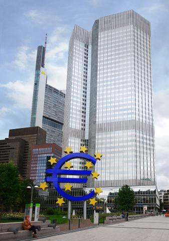 European Central Bank Building
