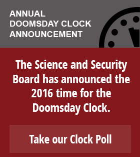 Doomsday Clock Announcement - It is still 3 minutes to midnight