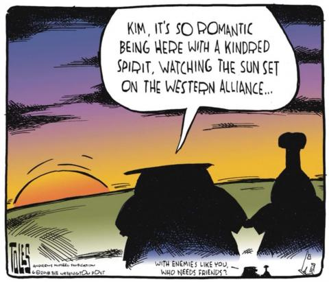 Tom Toles Washington Post