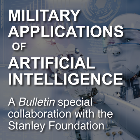 Military applications of AI