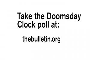 Doomsday Clock Poll