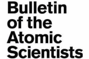 Bulletin of the Atomic Scientist