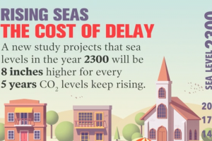 Thumbnail for animation on Rising Seas: The Cost of Delay