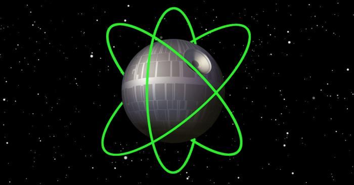 Death star ultimate weapon of mass destruction bulletin of the