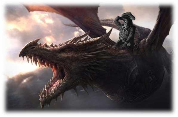 Game Of Thrones The Dragons And Nuclear Weapons Nexus