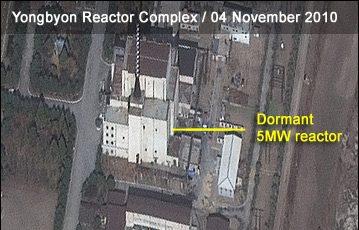 Yongbyon Reactor Complex | 04 November 2010