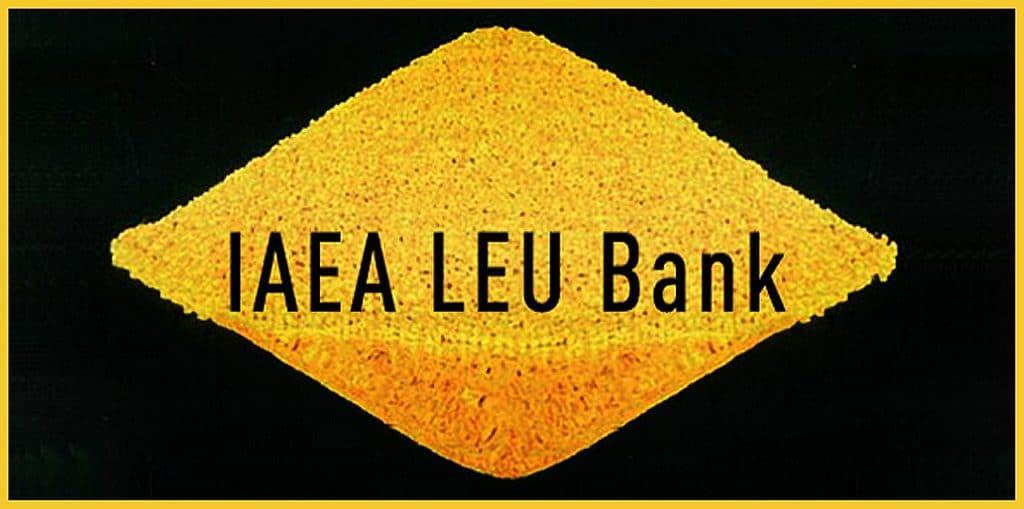 IAEA LEU Fuel Bank