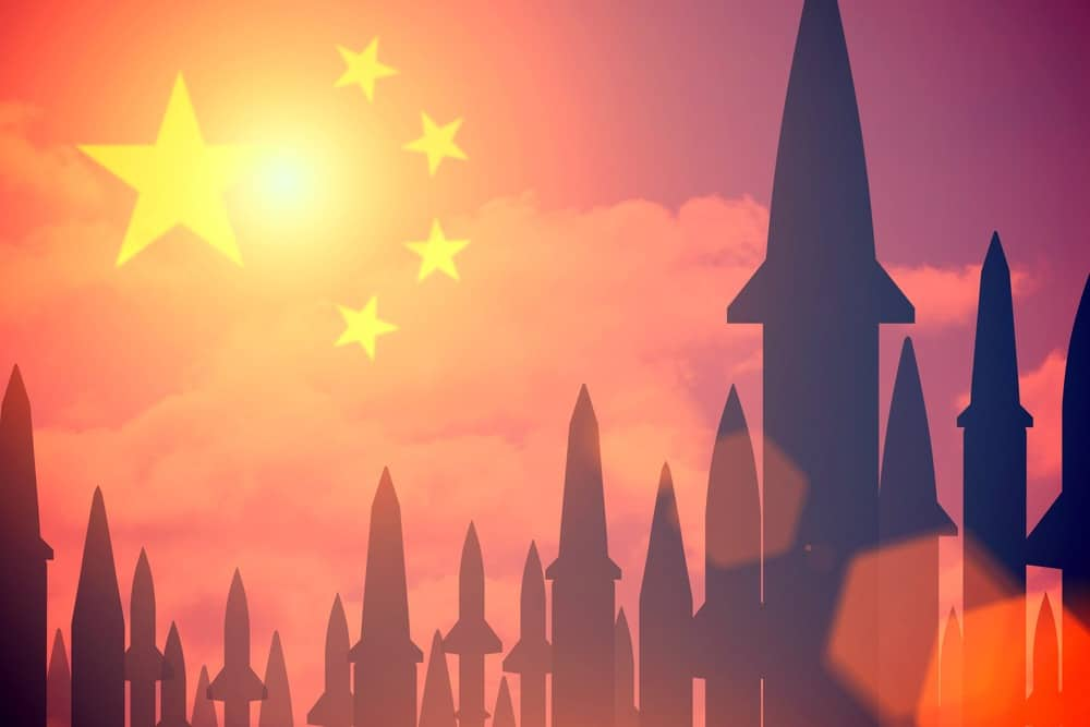 China Nuclear Notebook shutterstock_400414588