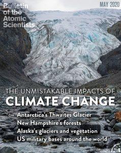 Bulletin cover May 2020