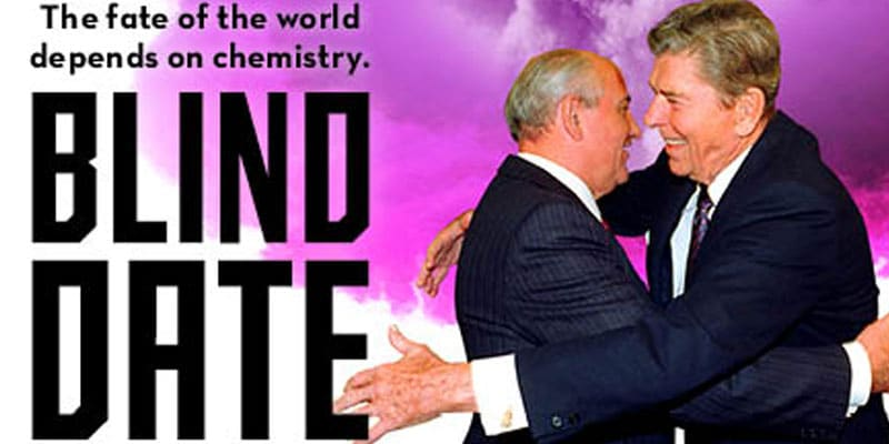 Blind Date at the Goodman Theatre