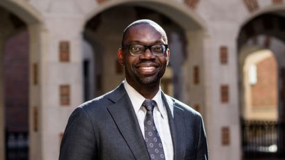 Garlin Gilchrist, executive director of the University of Michigan's new Center for Social Media Responsibility