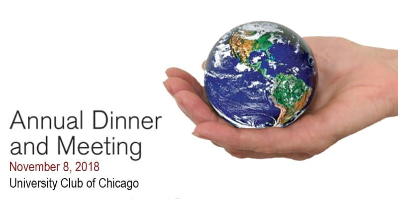 Annual Meeting and Dinner