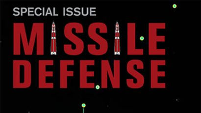 July/August issue on missile defense