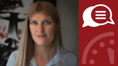 beatrice fihn ican abolish nuclear weapons