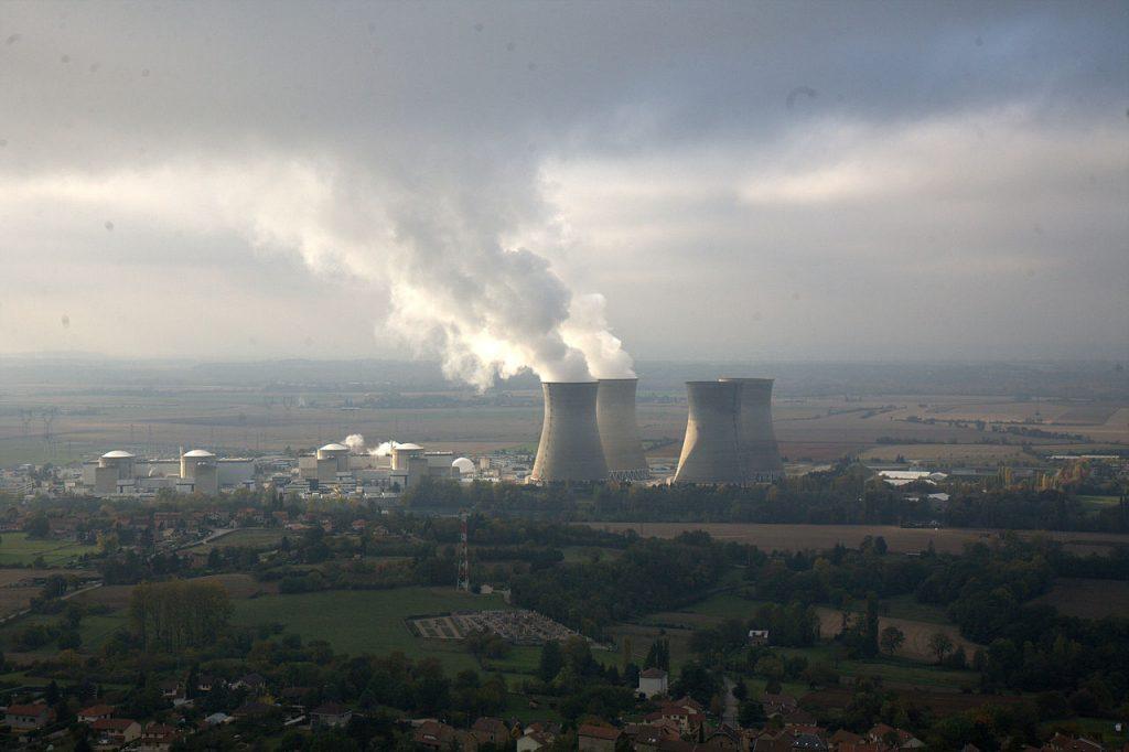 nuclear plant France