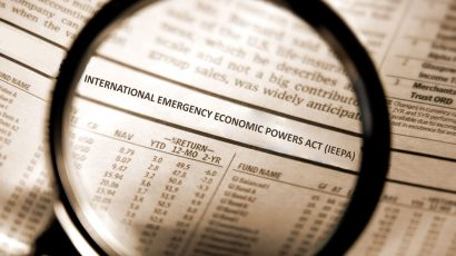What is the International Emergency Economic Powers Act (IEEPA)?