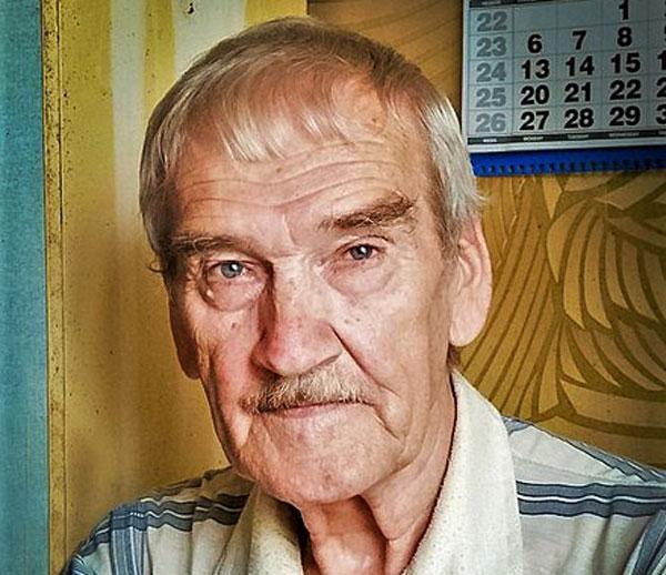 Stanislav Yevgrafovich Petrov in 2016