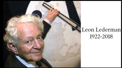 Leon Lederman, 1922-2018