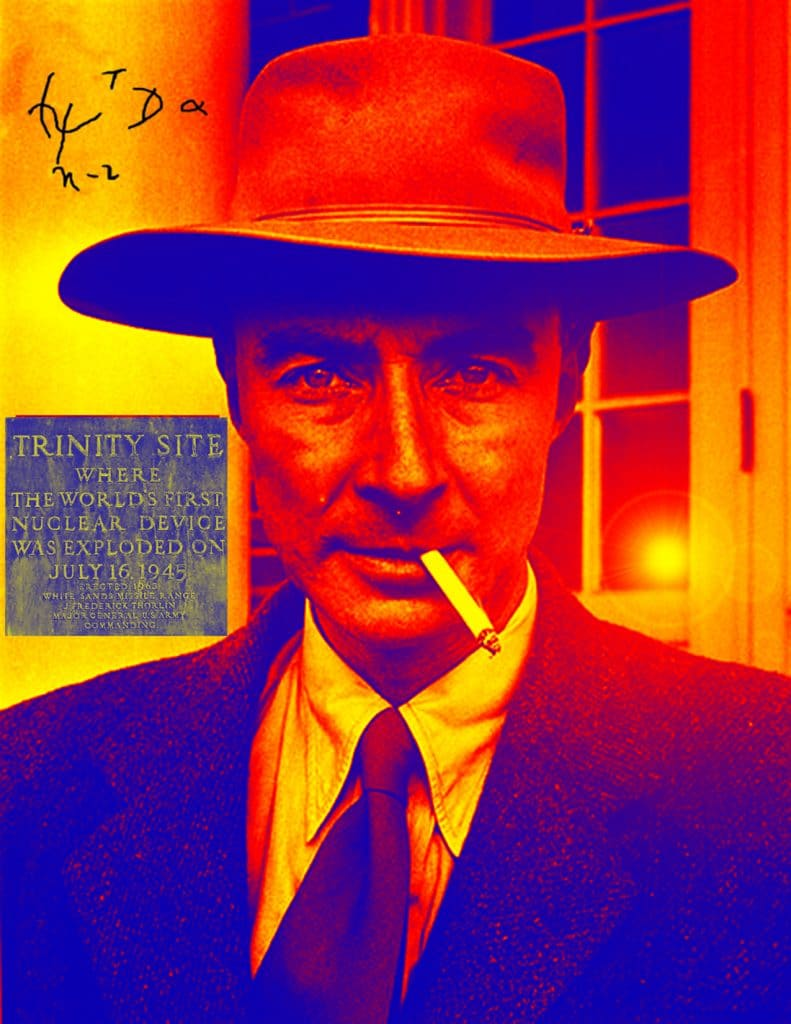 Oppenheimer, Julius Robert, by David A. Wargowski, December 5, 2018