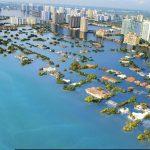 artist's conception Miami sea rise