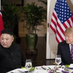 North Korean leader Kim Jong-un and US President Donald Trump couldn't agree to a broad deal on sanctions and nuclear weapons in Hanoi. Credit: The White House.