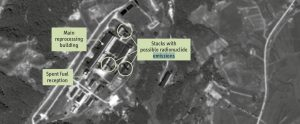 satellite photo Yongbyon