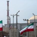 A nuclear power plant in Iran. Photo: Tasnim News Agency via Wikimedia Commons. CC BY 4.0. Cropped.