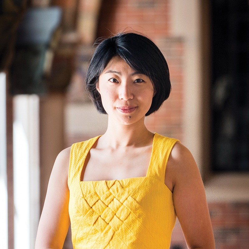 Joy Dantong Ma is the associate director of the think tank at the Paulson Institute. Credit: Joy Dantong Ma.