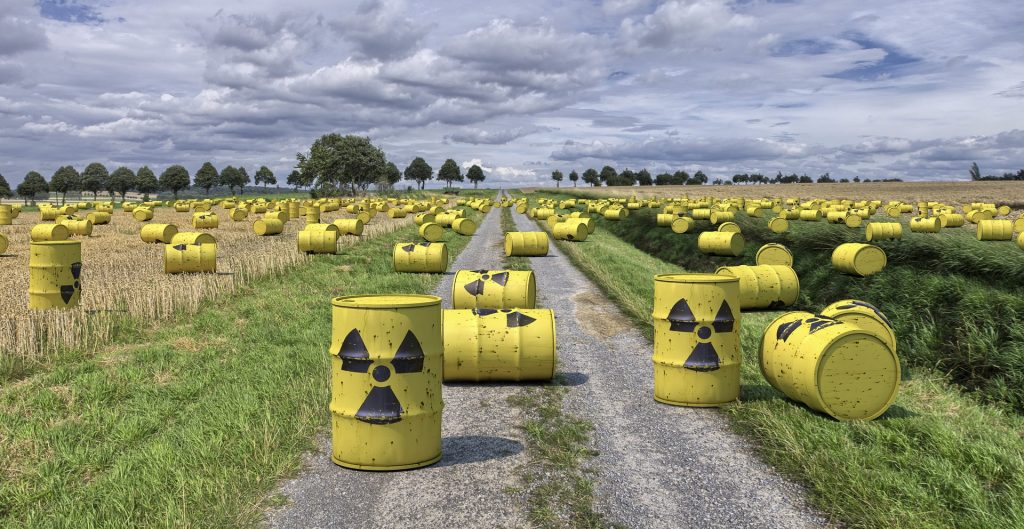Recycle everything, America—except your nuclear waste