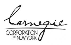 Join the Carnegie Corporation as a sponsor!