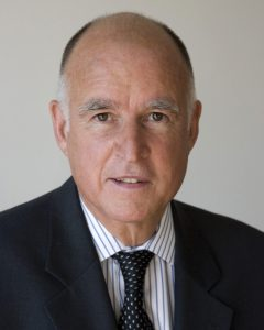 Jerry Brown Dinner Bio