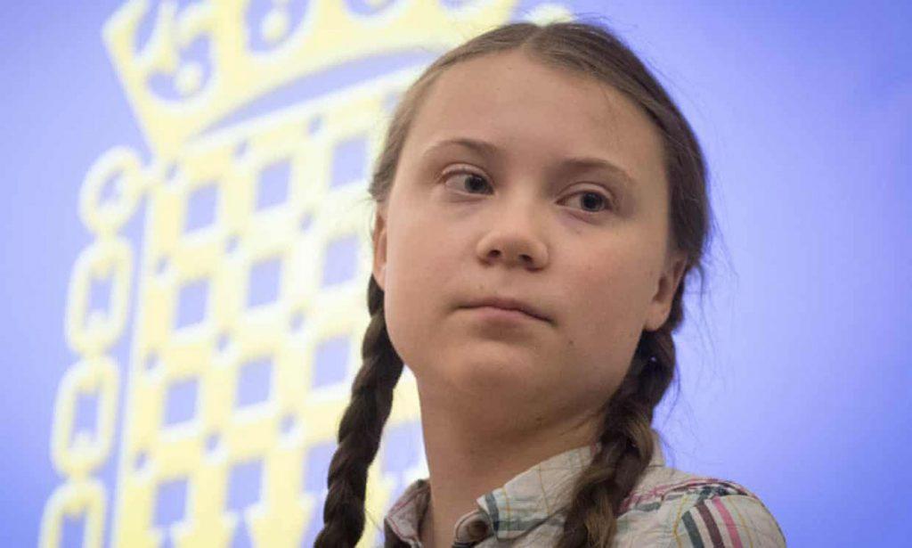 Teen climate activist Greta Thunberg thanks OPEC chief for ...