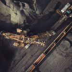 loading rail cars from above