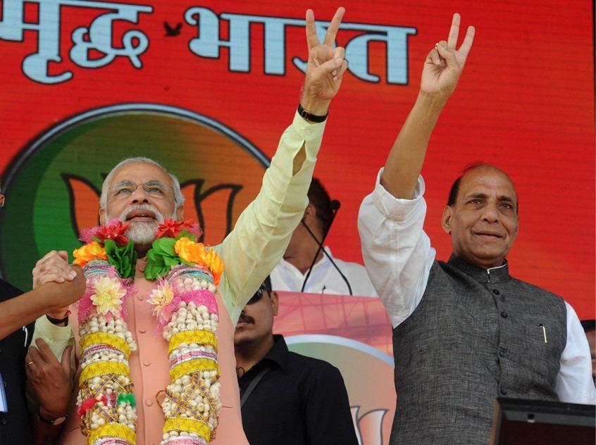 Modi and Singh