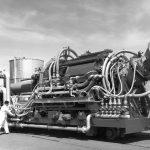 The Tory-IIA nuclear ramjet engine.