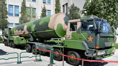 China's DF-31 ICBM