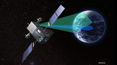 A SBIRS Geo satellite