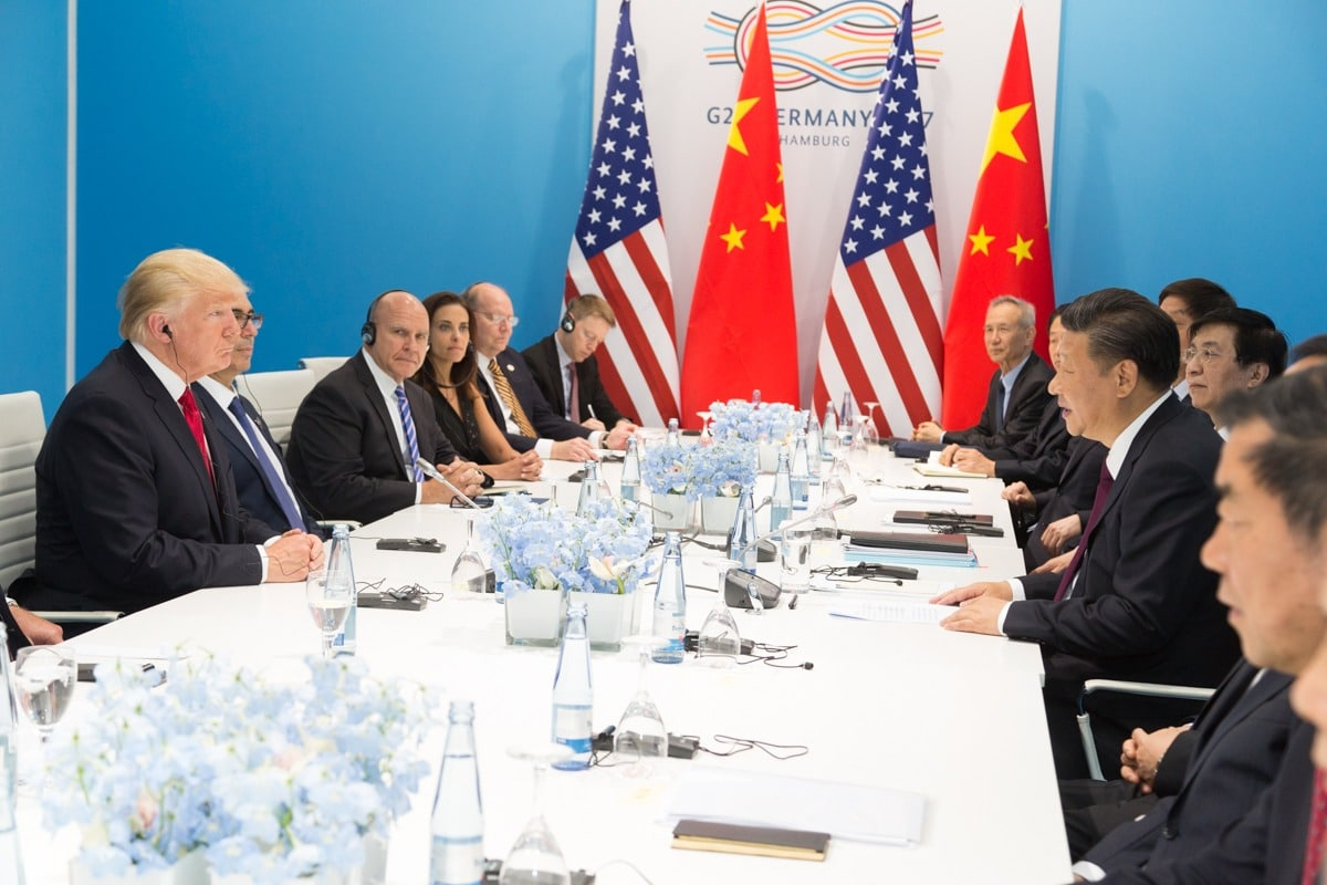 Trump deals Chinese high-tech firms a heavy blow—for now