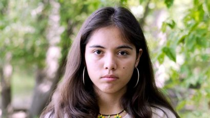 youth climate activist Xiye Bastida Patrick