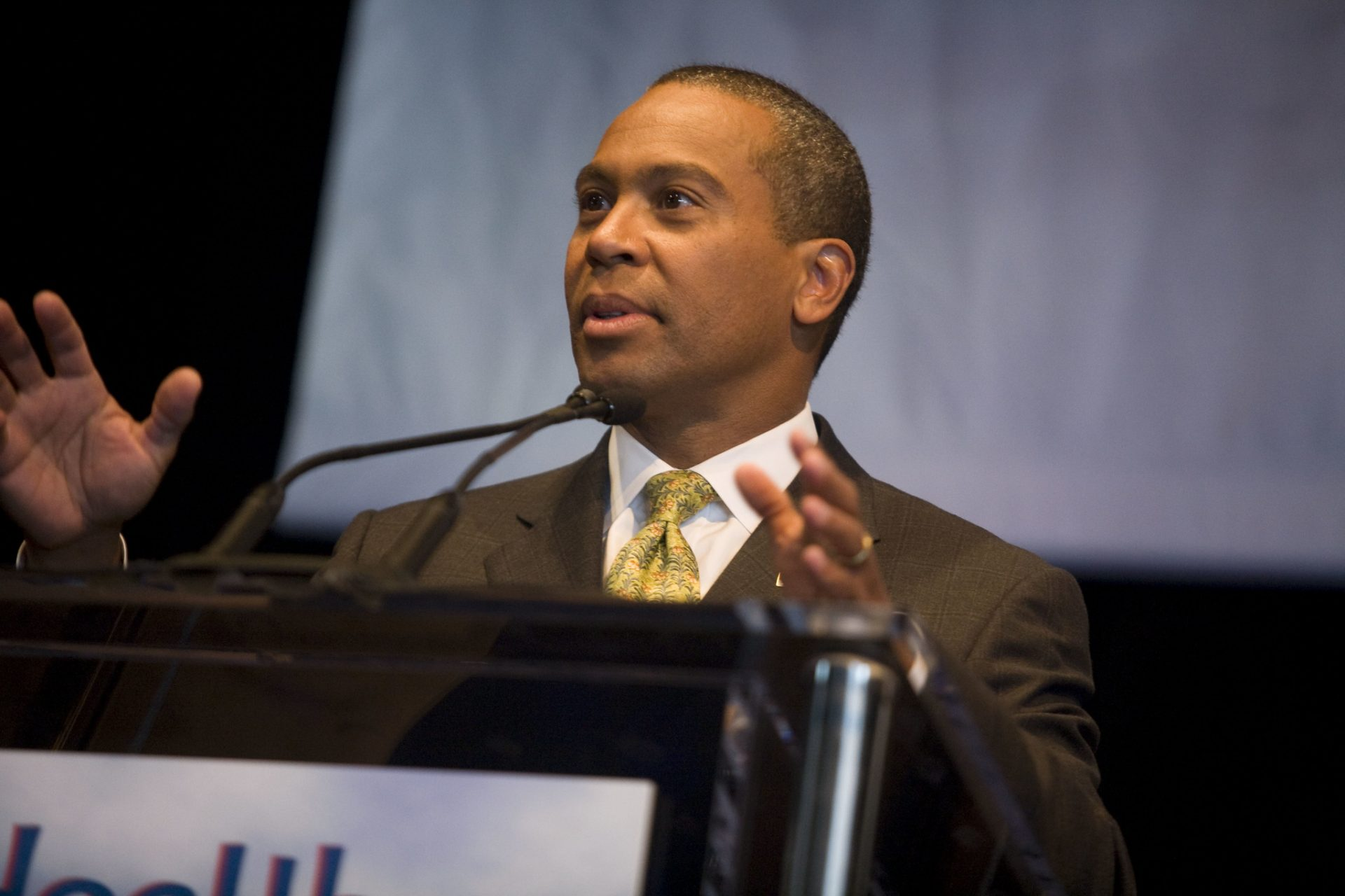 Deval Patrick: the latest presidential candidate to be uninformed on