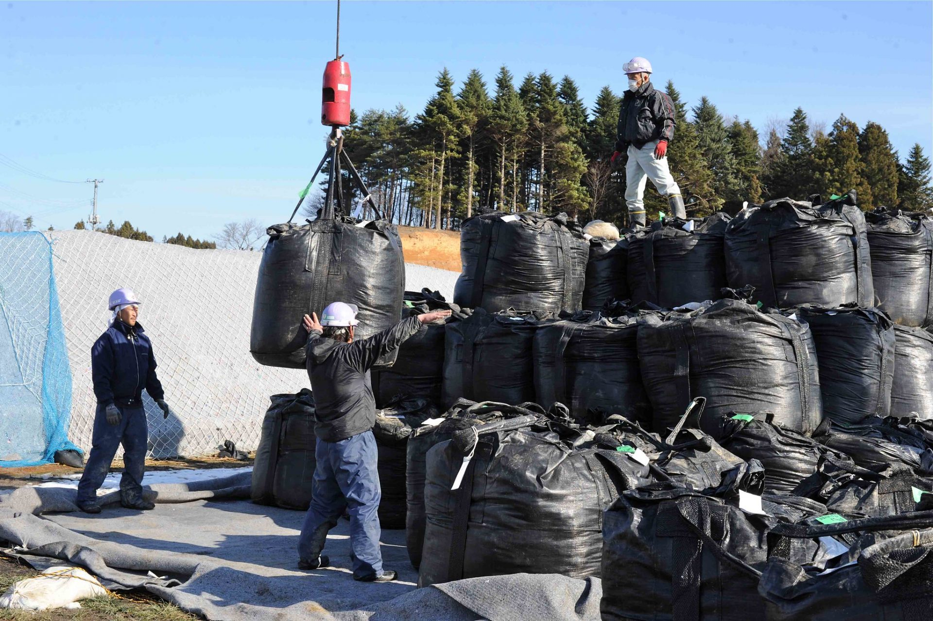 An update from Fukushima and the challenges that remain there