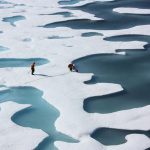 nasa arctic ice climate change