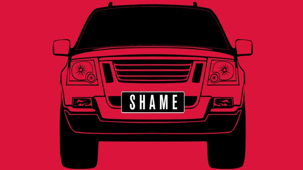SUV shaming: I care about climate change so why am I driving an SUV?