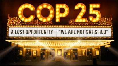 cop25 madrid climate change marquee movie