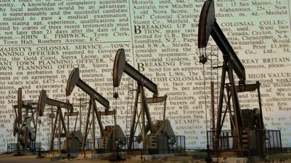 oil gas climate change fossil fuels newspapers media