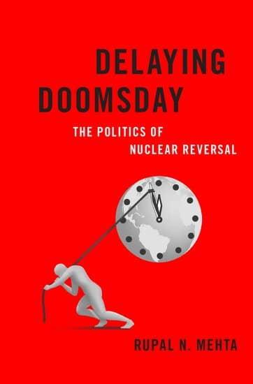Delaying Doomsday book cover